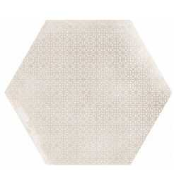 23601 urban 23601 hexagon melange natural Декор Equipe